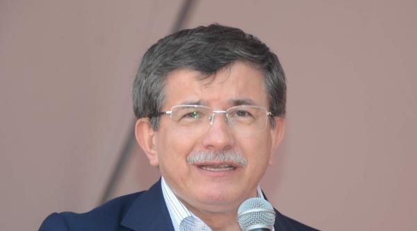 Dışişleri Bakanı Davutoğlu: 3 Yıl İçinde Avrupa Birliği'ne Vizeler Kaldırılacak (2)