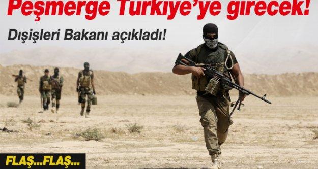 Dışişleri Bakanı'ndan FLAŞ Kobani açıklaması!