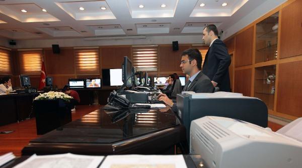 Dışişleri Bakanlığı, Kriz Masası Fotoğraflarını Paylaştı