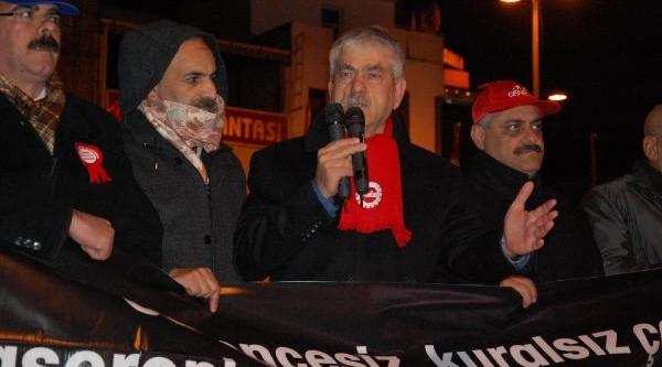 Disk Başkani Beko: Kidem Tazminati Meclis'e Gelirse Genel Grev Yapariz