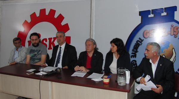 Disk Genel Başkanı Beko: İki Bakan Da İstifa Etmeli