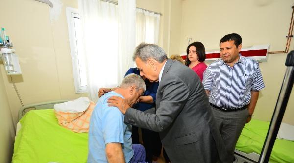 Disk Genel Başkanı Beko, Polisin Biber Gazından Hastanelik Oldu (4)