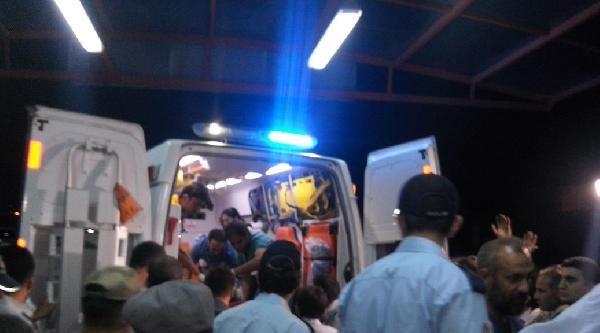 Diyadin İlçe Jandarma Komutanlığı'na Saldırı: 2 Yaralı (fotoğraflar)