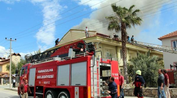 Diyaliz Merkezinde Yangın Çikaran Hasta Dövüldü