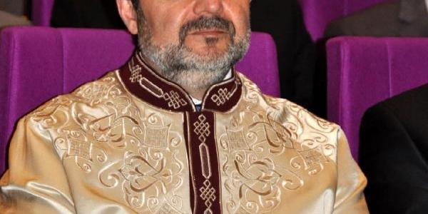 Diyanet Işleri Başkani Görmez Ayasofya'da Sabah Namazi Kildirdi (2)