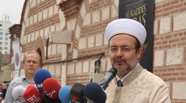 Diyanet İşleri Başkanı: İslam Dünyasında Yaşananlar Yanlış Din Anlayışından (3)