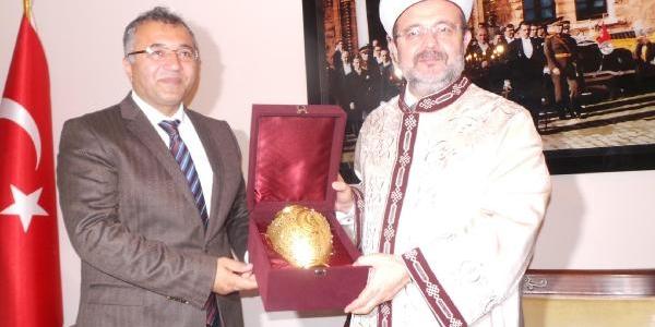 Diyanet Işleri Başkani, Ünye'De Hicri Yilbaşini Kutladi (2)