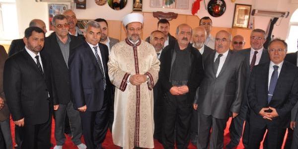 Diyanet Işleri Başkani, Ünye'De Hicri Yilbaşini Kutladi (3)