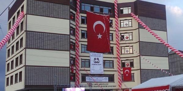 Diyanet Işleri Başkani, Ünye'De Hicri Yilbaşini Kutladi (4)