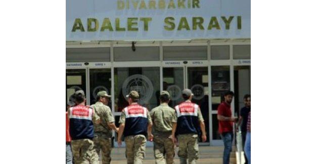 Diyarbakır Adliyesi'nden 3 tutuklu firar etti