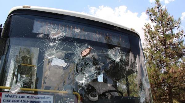 Diyarbakır Belediyesi'ni Şoförler Bastı, Ortalık Savaş Alanına Döndü