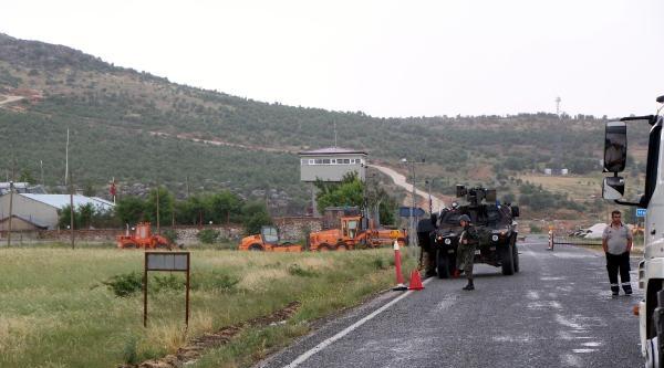 Diyarbakır-bingöl Karayolu Bugün De Kapalı
