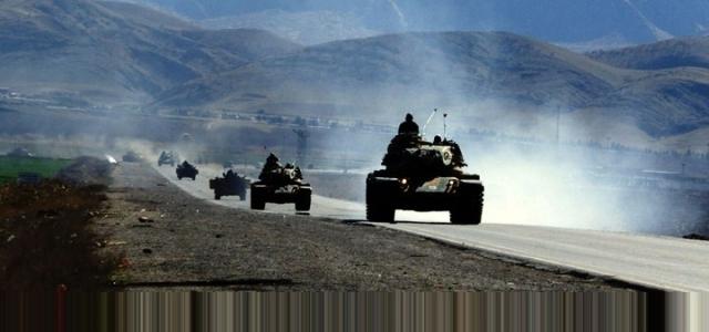Diyarbakır-Bingöl yolunda 100 kilogram patlayıcı bulundu