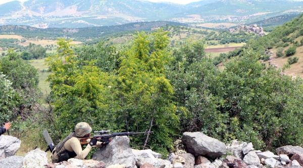 Diyarbakır- Bingöl Yolunu Kapatan Pkk'ya Operasyon Başlatıldı - Ek Fotoğraflar