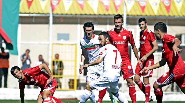 Diyarbakır Büyükşehir Belediye - Altınordu:  0-4