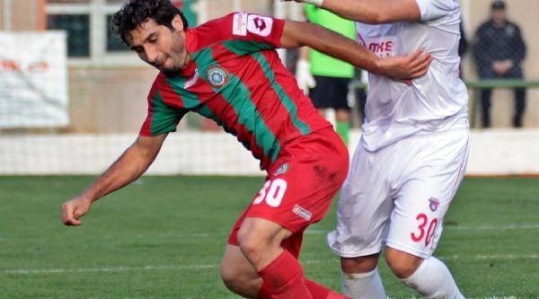 Diyarbakir Büyükşehir Belediye- Bayrampaşa: 1- 0