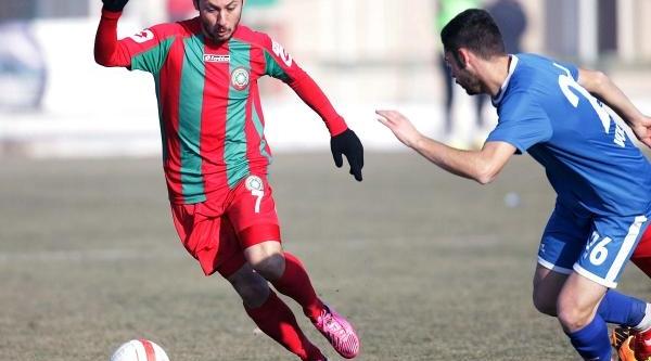 Diyarbakir Büyükşehir Belediye- Bozüyükspor: 2- 1