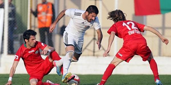 Diyarbakir Büyükşehir Belediye-Bugsaşspor: 0-0