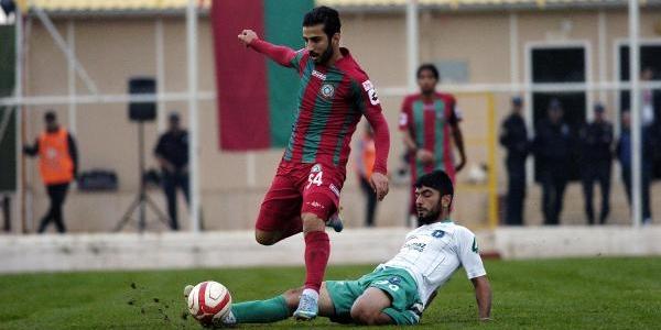 Diyarbakir Büyükşehir Belediye-Kizilcahamam: 2-1