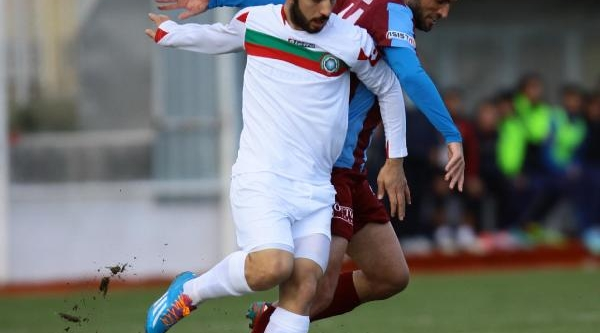 Diyarbakir Büyükşehir Belediyespor-Ofspor: 2-0