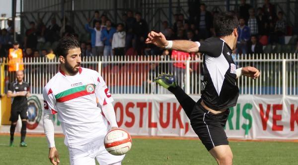 Diyarbakır Büyükşehir-nazilli Belediyespor: 2-0