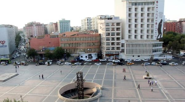 Diyarbakır Dağkapı Meydanı'nın Adı 'şeyh Said Meydanı' Oldu (ek Fotoğraf)