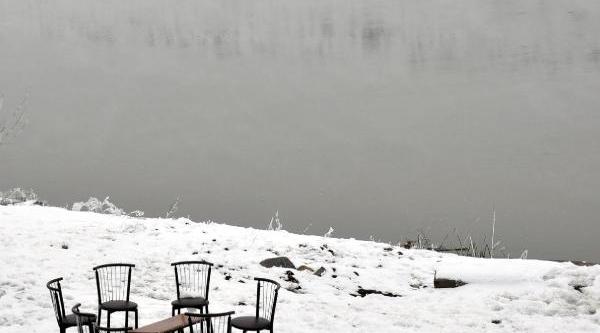 Diyarbakir Dondurucu Soğuklarin Etkisinde