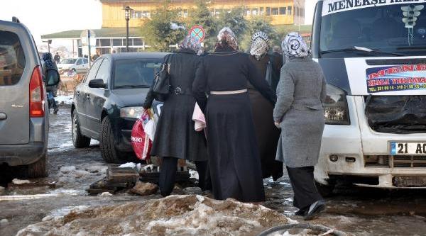 Diyarbakir Eğitim Ve Araştirma Hastanesi'nde Isinma Sorunu