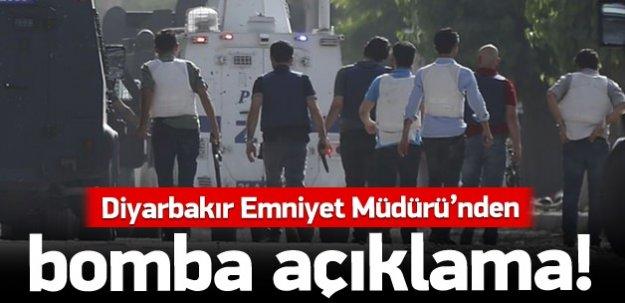 Diyarbakır Emniyet Müdürü ilk kez konuştu