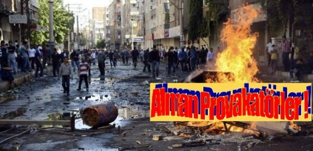 Diyarbakır'da 5 Alman gazeteci gözaltına alındı