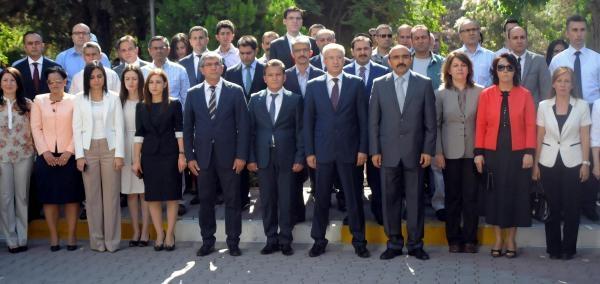 Diyarbakır'da Adli Yıl Açılışında Hükümete Tepki