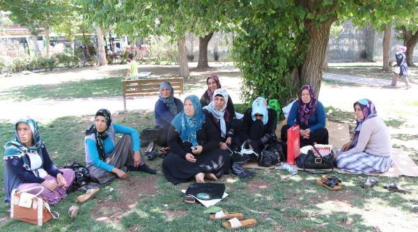 Diyarbakır'da Annelerin Eylemi Sürüyor