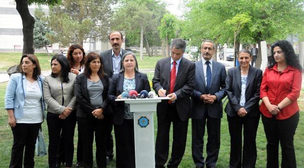 Diyarbakır'da Bdp'li Başkanlar Karar Aldı, Minibüsçüler Kontak Kapattı