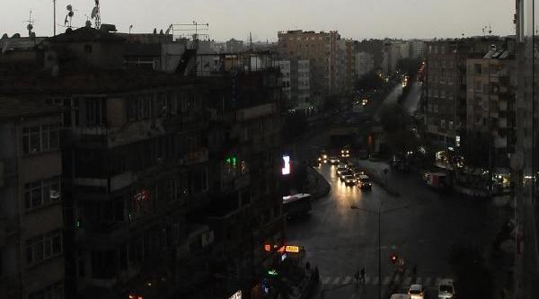 Diyarbakir'da 'bulut Karanliği'