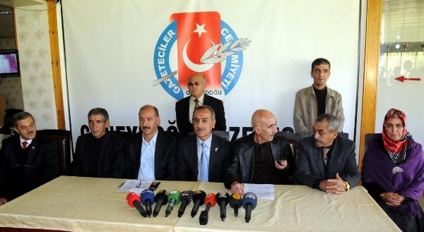 Diyarbakir'da Erdoğan- Barzani Görüşmesine Destek