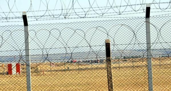 Diyarbakır'da F-16 Savaş Uçağı Düştü (4)