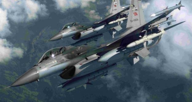 Diyarbakır'da F-16'lar Acil Koduyla Havalandı!