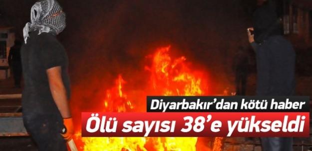 Diyarbakır'da iki kişi daha canından oldu!