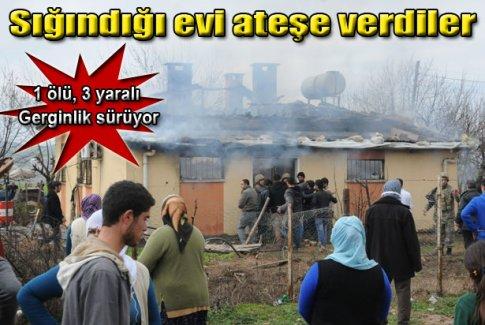 Diyarbakır'da köylüler çatıştı 1 ölü, 3 yaralı