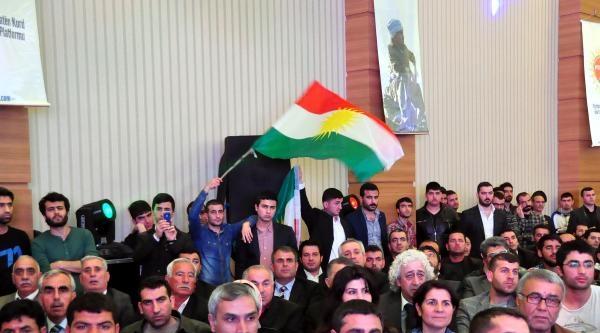 Diyarbakır'da, Molla Mustafa Barzani İçin Anma Toplantısı