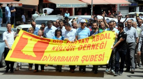 Diyarbakır'da Okmeydanı Gerginliği