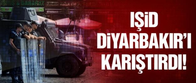 Diyarbakır'da ortalık karıştı