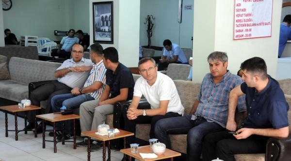 Diyarbakır'da Şehit Polisler İçin Taziye Kuruldu