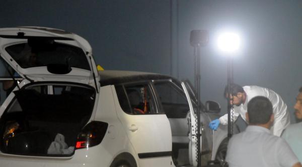 Diyarbakır'da Silahlı Saldırıya Uğrayan Polis Ağır Yaralandı (3)