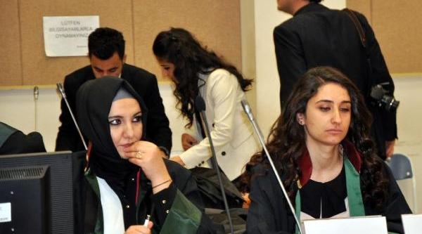 Diyarbakir'da Stajyer Avukatlar Için Kurgusal Dava Yarişmasi