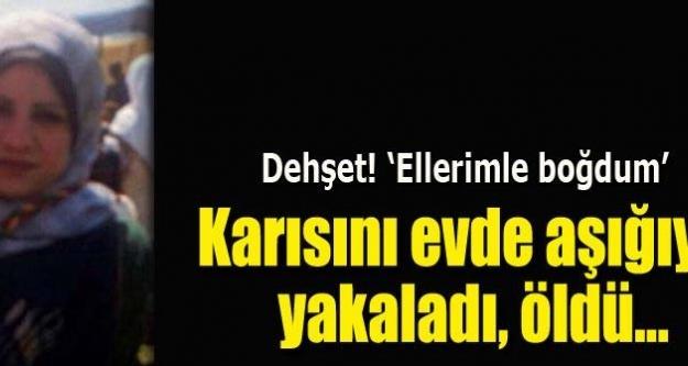 Diyarbakır'da Suriyelilerin 'gizli aşk' cinayeti