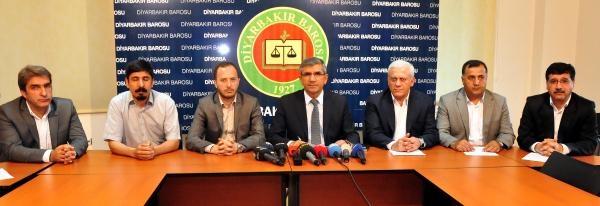 Diyarbakır'daki Stk'lar: Son Gelişmeleri Endişeyle İzliyoruz