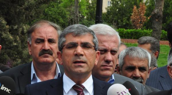 Diyarbakır'daki Stk'lardan Suriye'deki Kürtlere Yardım Çağrisi