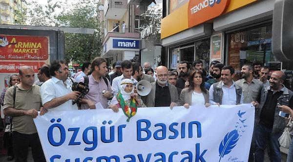 Diyarbakır'dan Barzani'ye Tepki