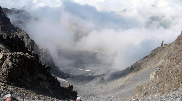 Diyarbakırlı Dağcılar Kaçkar'ın Zirvesine Çikti